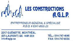 AGLP Constructions company
